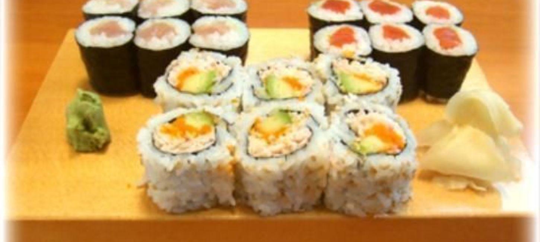 Hero slide fuji sushi restaurant