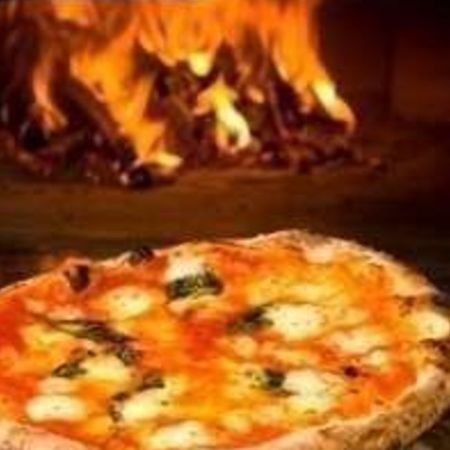 Card the dons wood fired pizza