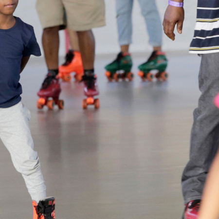 Card lefrak center lakeside brooklyn prospect park rollerskating