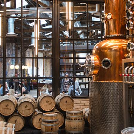 Card la colombe distillery 940